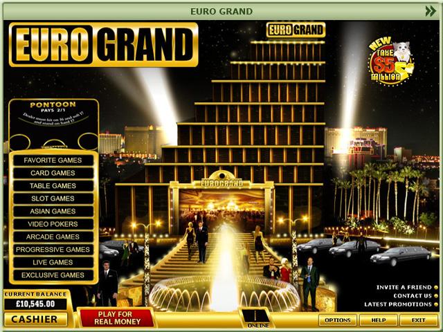 Казино еврогранд выплаты казино логотип фото